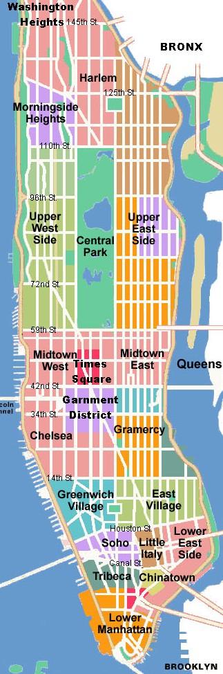 plan de new york scriptus est. Black Bedroom Furniture Sets. Home Design Ideas