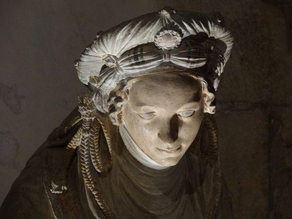 Mise au tombeau - Verteuil