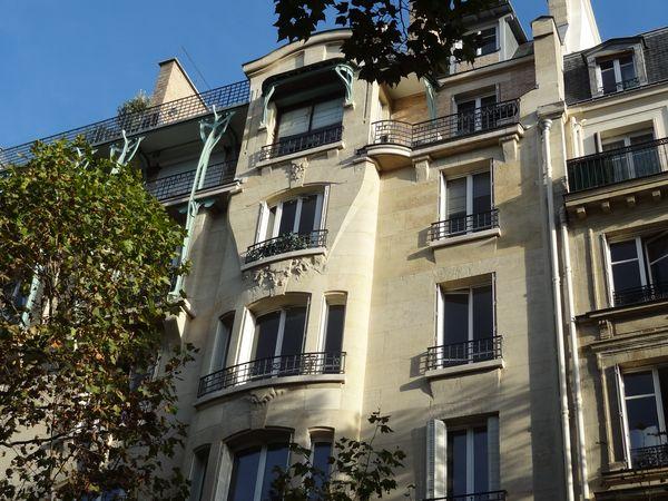 85 rue La Fontaine