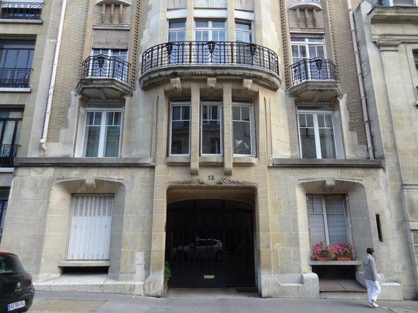 Guimard 18 rue Henri Heine