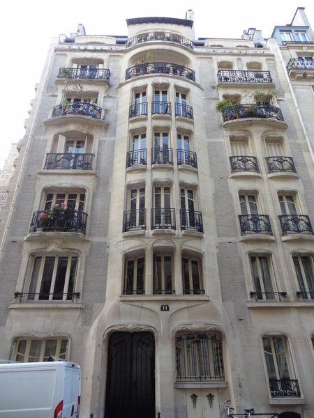 11 rue Francois Millet