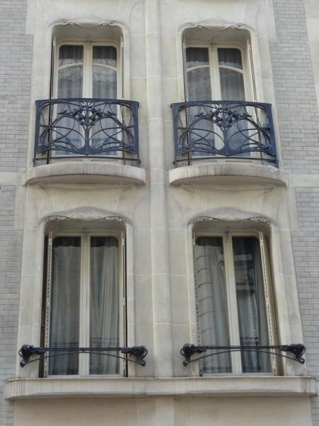 Guimard 11 rue Francois Millet