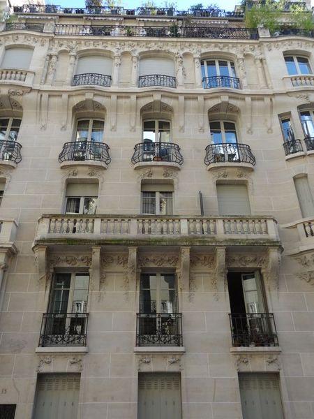 8 rue de Messine - Paris 8e