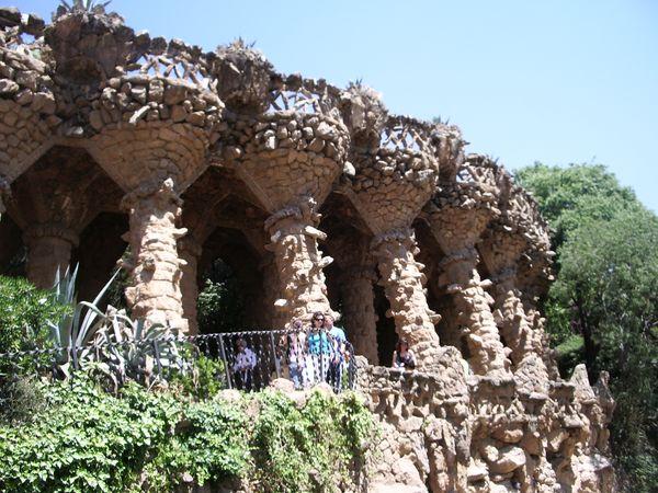 Barcelone Parc Guel