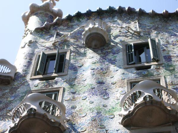 Barcelone Casa Batllo