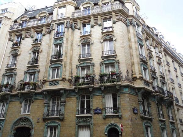 Immeuble Les Chardons - Paris 16e
