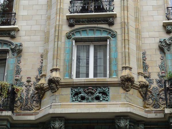 Immeuble les Chardons - 2 rue Eugène Manuel Paris 16e