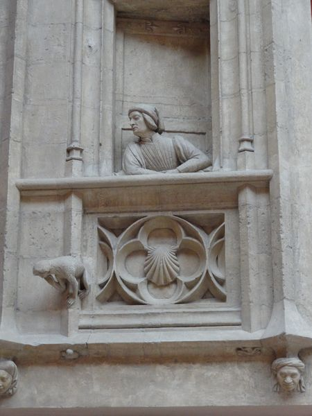 Bourges Hôtel Jacques Coeur