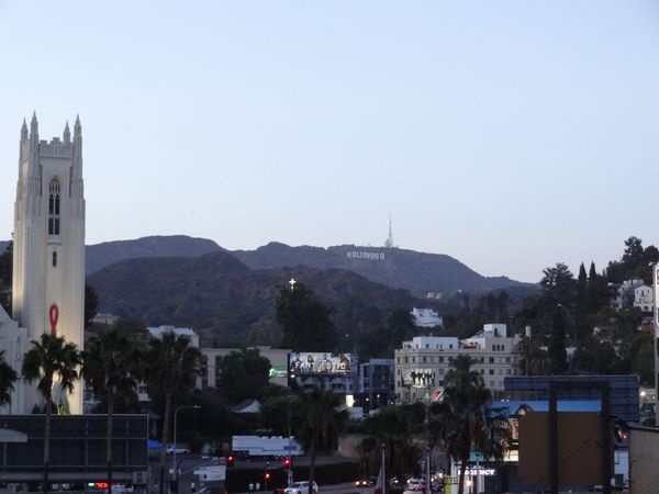 Los Angeles - Hollywood blvd