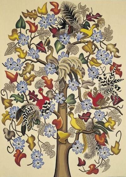 Les oiseaux rares - 1955