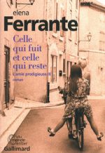 Ferrante - amie prodigieuse