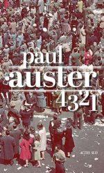Paul Auster - 4321 - Actes Sud