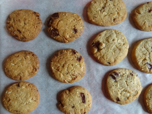 cookies - chocolat - Ferrandi
